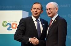 Hội nghị Cấp cao G20 bàn thảo nhiều vấn đề kinh tế quan trọng