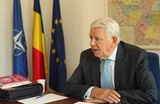 Tân ngoại trưởng Romania Teodor Melescanu tuyên bố từ chức