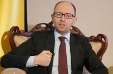 """Thủ tướng Ukraine kêu gọi Nga đàm phán tại """"vùng lãnh thổ trung lập"""""""