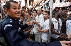 Malaysia khởi động lại chiến dịch truy bắt người nhập cư trái phép