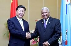 Trung Quốc cung cấp khoản hỗ trợ hơn 11 triệu USD cho Fiji
