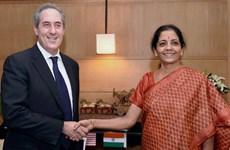 Ấn Độ và Mỹ phục hồi Diễn đàn chính sách thương mại