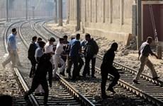 Nội các Ai Cập thông qua dự thảo luật chống khủng bố mới