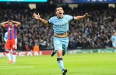 Sergio Aguero: Một mình gánh trên vai cả Manchester City!