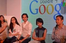 """""""Doodle 4 Google"""" của Google lần đầu tiên đến Việt Nam"""