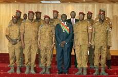 Chuyên gia truyền thông được bầu làm Chủ tịch Quốc hội Burkina Faso