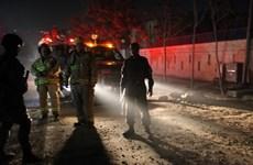 Cảnh sát trưởng Kabul từ chức sau vụ tấn công đẫm máu