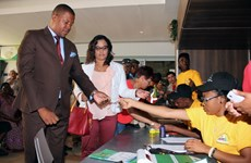 AU ca ngợi Namibia tiến hành thành công bầu cử điện tử đầu tiên