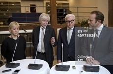 """Cuộc gặp cấp ngoại trưởng đầu tiên của nhóm """"N3+1"""" tại Đan Mạch"""