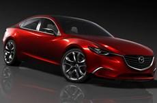 Khách hàng tại Anh đã có thể đặt hàng mẫu Mazda 6 mới