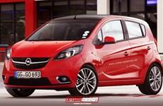 General Motor giới thiệu mẫu Opel Karl và Vauxhall Viva mới