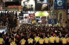 Trung Quốc phản bác bình luận của Mỹ liên quan đến Hong Kong