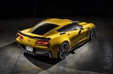 General Motors công bố giá bán mẫu Corvette Z06 mới ở châu Âu
