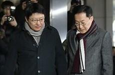 Em trai Tổng thống Hàn Quốc bị thẩm vấn về vụ rò rỉ tài liệu mật