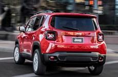 Mẫu Jeep Renegade SUV mới có giá từ 16.995 bảng Anh