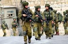 Israel tuyên bố bắt giữ các đối tượng Palestine liên quan tới IS