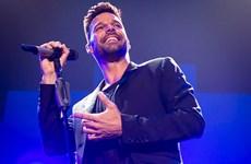 Ricky Martin tái xuất sau tin đồn là đã qua đời vì tai nạn