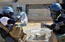 OPCW khẳng định khí độc được sử dụng trong nội chiến Syria