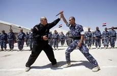 Mỹ gia tăng áp lực lên IS, tạo điều kiện cho Iraq phản công
