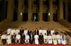 Nội các 27 thành viên của Sri Lanka tuyên thệ nhậm chức