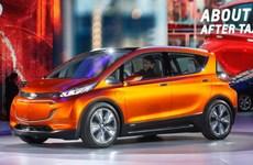 """General Motors ra mắt hai mẫu xe mới """"Made in Australia"""""""