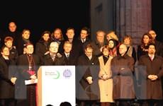 Đức: Chính giới và các tổ chức tôn giáo míttinh lên án khủng bố