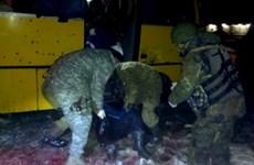 OSCE điều tra vụ tấn công xe buýt đẫm máu ở miền Đông Ukraine