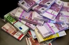 Đồng euro xuống giá so với USD trước thềm cuộc họp của ECB