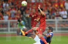 Đội tuyển bóng đá Việt Nam tăng 4 bậc trên Bảng xếp hạng FIFA