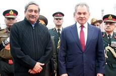 Ấn Độ và Nga đẩy mạnh quan hệ hợp tác quốc phòng