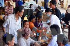 Khám bệnh miễn phí cho Việt kiều và người nghèo tại Phnom Penh