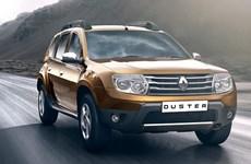 Mẫu SUV giá rẻ giúp doanh số của Renault tăng trong năm 2014