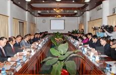 Việt Nam và Lào tăng cường hợp tác trong lĩnh vực thanh, kiểm tra