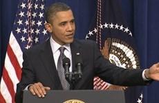 """Tổng thống Obama: Mỹ không không muốn làm """"suy yếu"""" Nga"""