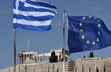 Hy Lạp rơi vào suy giảm kinh tế trong hai quý liên tiếp