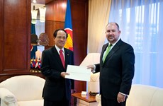 Cộng hòa Ireland quan tâm thúc đẩy quan hệ hợp tác với ASEAN