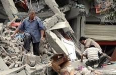 Hai trận động đất cường độ mạnh xảy ra liên tiếp tại Trung Quốc