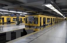 Đình công trong ngành đường sắt Đức có thể tái diễn trong tuần tới