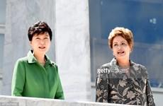 Brazil và Hàn Quốc ký kết 10 thỏa thuận trong nhiều lĩnh vực