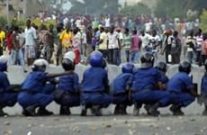 Đảng phái tại Burundi tìm cách tháo ngòi nổ khủng hoảng chính trị