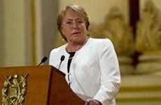 Tổng thống Chile hoãn chuyến thăm Paraguay do thay đổi nội các