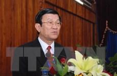 Chủ tịch nước Trương Tấn Sang thăm cấp Nhà nước Cộng hòa Séc