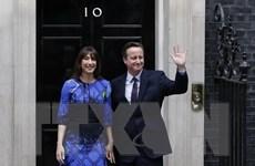 Thủ tướng Anh David Cameron công bố danh sách nội các mới