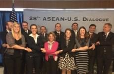 Mỹ và ASEAN nhất trí tìm cách giải quyết vấn đề Biển Đông