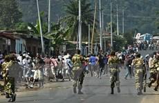 Tổng thống Burundi triệu tập Quốc hội họp phiên bất thường