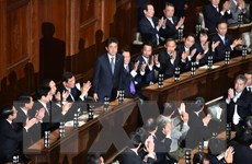 Hạ viện Nhật Bản bắt đầu thảo luận về dự luật an ninh mới