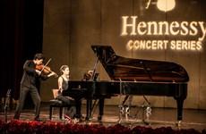 [Photo] Hennessy Concert lần thứ 19 - Đêm nhạc của sự thăng hoa