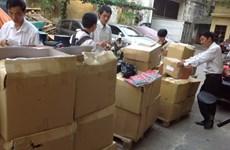 Phát hiện và tịch thu hơn 7.000 cuốn sách in lậu tại Hà Nội