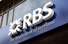 Anh sẽ bắt đầu bán cổ phần của Ngân hàng Hoàng gia Scotland