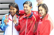Việt Nam giành 222 huy chương Vàng ở các cuộc thi tài quốc tế